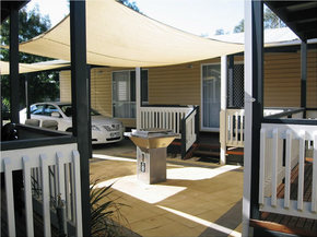 Yarraby Holiday Park - Accommodation VIC