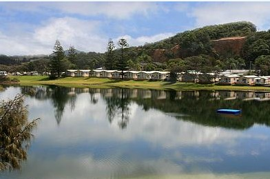 White Albatross Holiday Park - Accommodation VIC