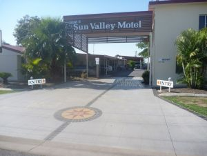 Sun Valley Motel - Accommodation VIC