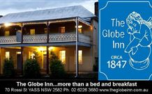 The Globe Inn - Accommodation VIC