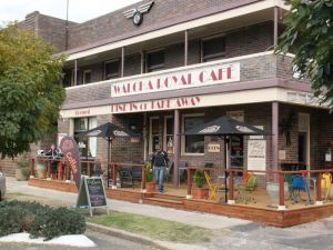 Walcha Royal Cafe and Boutique Accommodation - Accommodation VIC