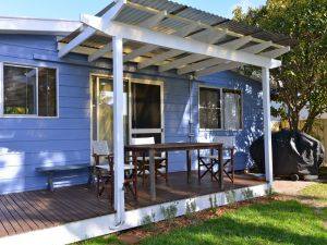 Water Gum Cottage - Accommodation VIC