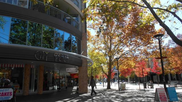 Canberra Wide Apartments - City Plaza - Accommodation VIC