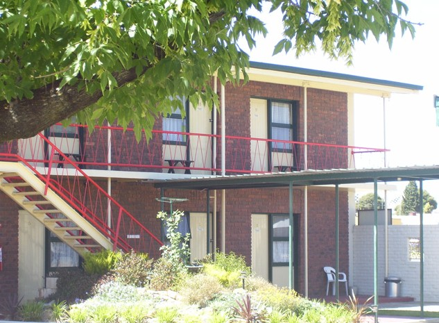 Twin City Motor Inn - Accommodation VIC
