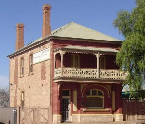 Savings Bank of South Australia - Old Quorn Branch - Accommodation VIC