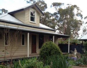 Woodland Mirth Holiday Retreat - Accommodation VIC