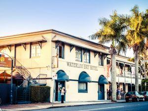 The Waterloo Bay Hotel - Accommodation VIC