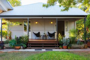 Kenilworth Cottage Barcaldine - Accommodation VIC