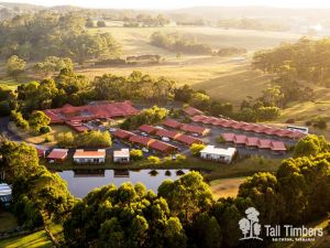 Tall Timbers Tasmania - Accommodation VIC