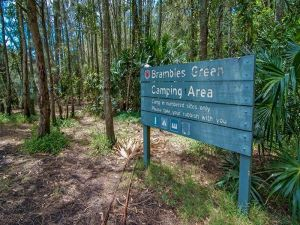 Brambles Green campground - Accommodation VIC
