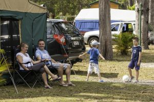 Forest Glen Holiday Resort - Accommodation VIC