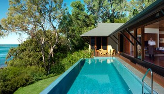 Qualia Luxury Holiday Resort - Accommodation VIC