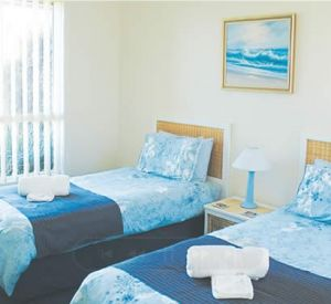 Captains Quarters - Accommodation VIC