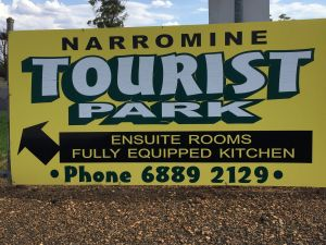 Narromine Tourist Park and Motel - Accommodation VIC