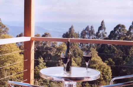 Lyrebird Cottages - Accommodation VIC