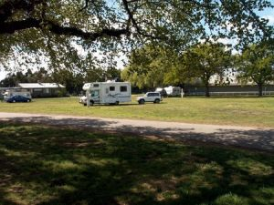 Sale Showground Caravan and Motorhome Park - Accommodation VIC