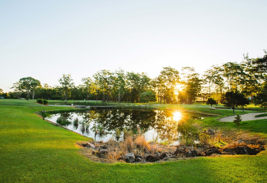 Tallwoods Golf Course And Resort - Accommodation VIC