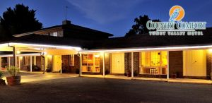 Country Comfort Tumut Valley Motel - Accommodation VIC