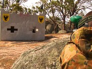 Hot Shots Paintball - Accommodation VIC