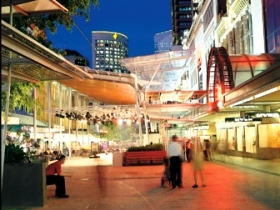 Queen Street Mall - Accommodation VIC
