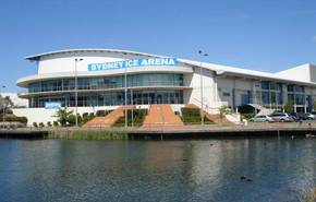 Sydney Ice Arena - Accommodation VIC