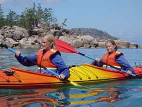 Magnetic Island Sea Kayaks - Accommodation VIC