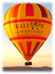 Balloon Adventures Barossa Valley - Accommodation VIC