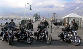 Harley Rides Melbourne - Accommodation VIC