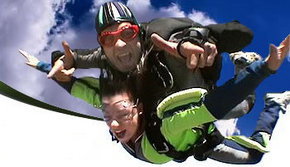 Adelaide Tandem Skydiving - Accommodation VIC