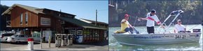 Brooklyn Central Boat Hire  General Store - Accommodation VIC