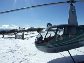 Alpine Helicopter Charter Scenic Tours - Accommodation VIC