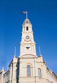 Fremantle Town Hall - Accommodation VIC