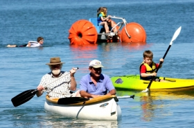 Coochie Boat Hire - Accommodation VIC