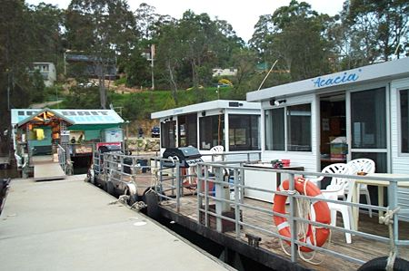 Clyde River Houseboats - Accommodation VIC