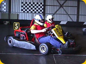 Indoor Kart Hire - Accommodation VIC