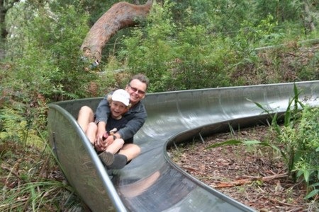 Toboggan Hill Park - Accommodation VIC