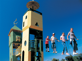 Monash Adventure Park - Accommodation VIC