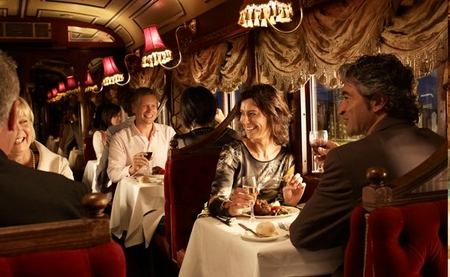 The Colonial Tramcar Restaurant - Accommodation VIC