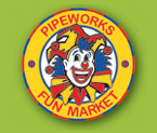 Pipeworks Fun Market - Accommodation VIC