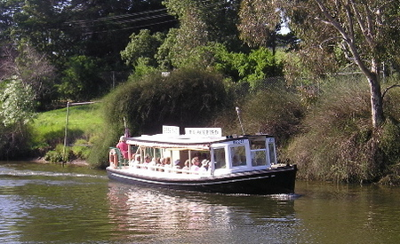 Blackbird Maribyrnong River Cruises - Accommodation VIC