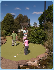 Wetlands Mini Golf - Accommodation VIC
