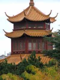 Chinese Garden of Friendship - Accommodation VIC