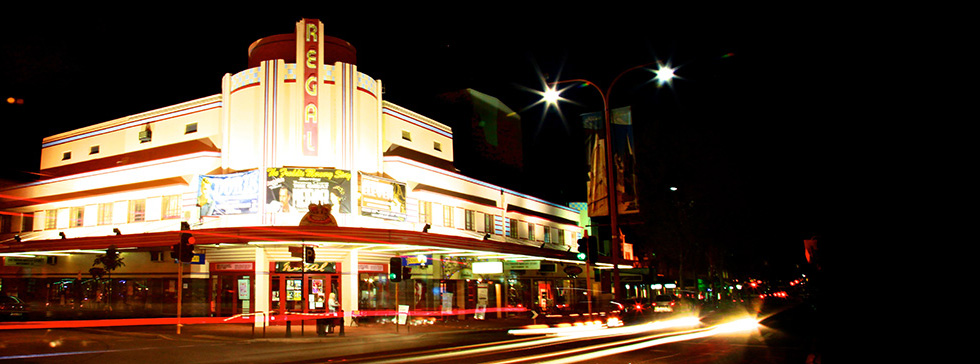 Regal Theatre - Accommodation VIC