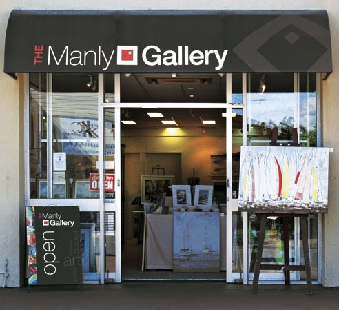 The Manly Gallery - Accommodation VIC