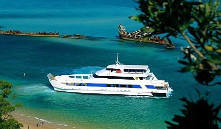 Queensland Day Tours - Accommodation VIC