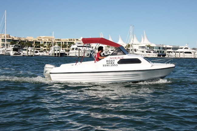 Mirage Boat Hire - Accommodation VIC