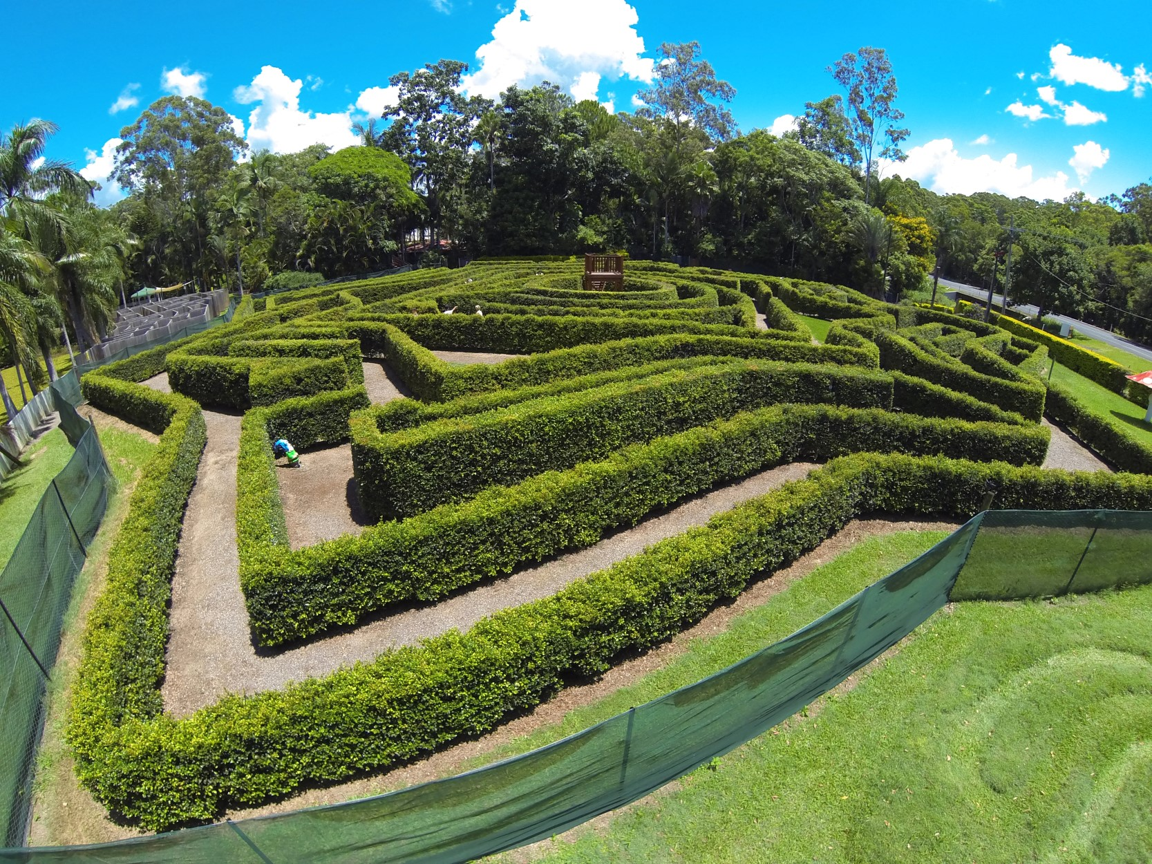 Bellingham Maze - Accommodation VIC