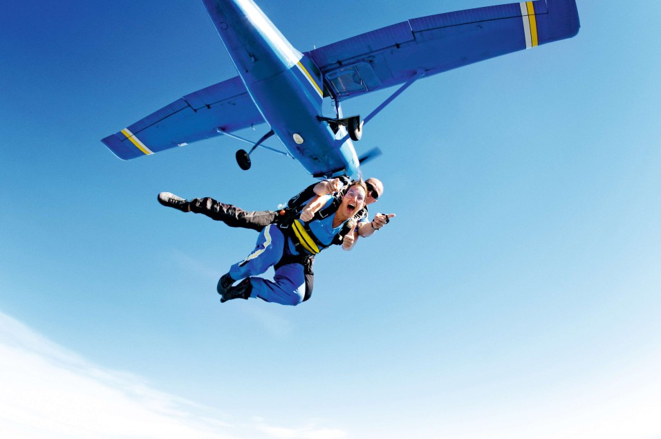 Skydive the Beach and Beyond Yarra Valley - Accommodation VIC