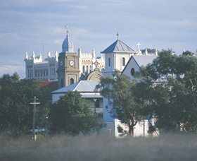 New Norcia Heritage Trail - Accommodation VIC