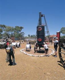 Ben Prior's Open Air Museum - Accommodation VIC